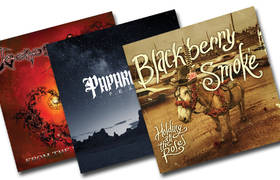 Album Round-up: Blackberry Smoke, Papa Roach & Venom