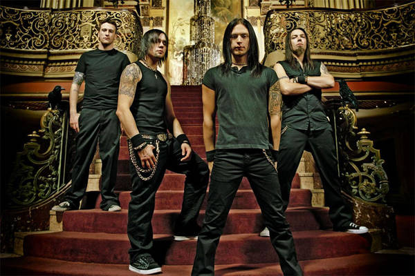 Bullet For My Valentine Temper Temper Album Review Guitar
