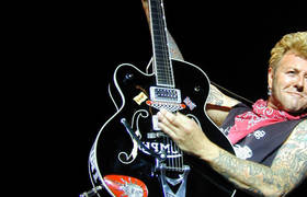 Brian Setzer Lick Of The Week!