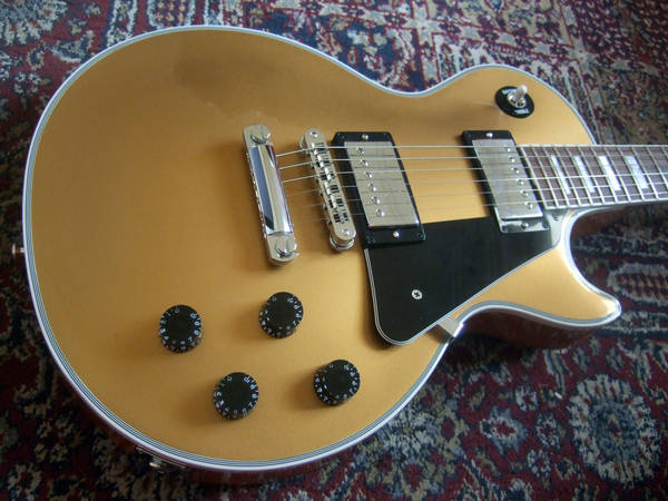 Gibson Les Paul Classic Custom Review Guitar Planet Magazine
