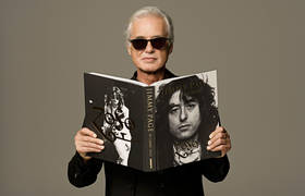 Jimmy Page Talks About His New Self-titled Photographic Autobiography