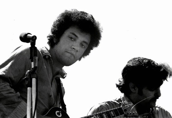 Mike Bloomfield (Photo courtesy of Dave Glass)