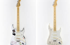 "Hurley And Fender Present ""STRAT: 60 Years Of The Stratocaster"""