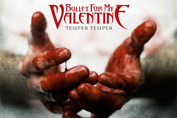 Bullet For My Valentine Check Out The New Album Artwork