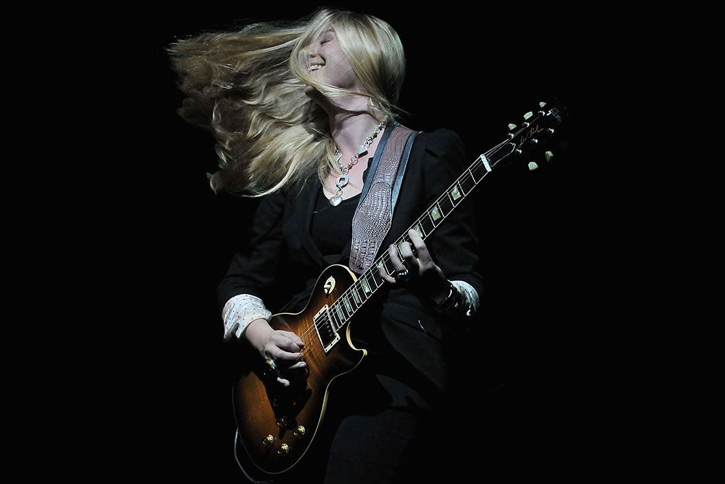 Joanne Shaw Taylor Exclusive London Concert