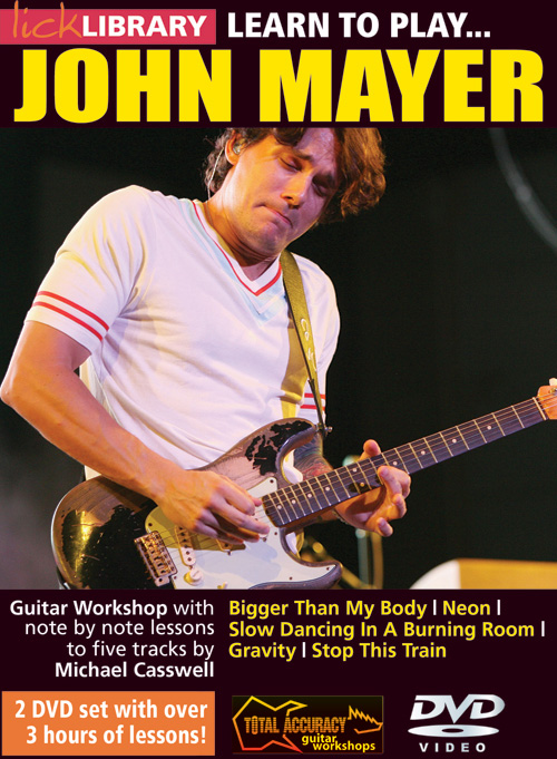 Learn To Play John Mayer