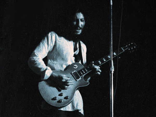 Peter Green, March 18, 1970